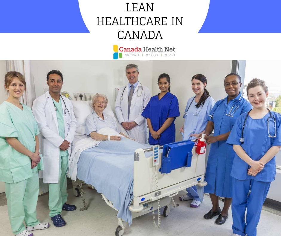 Image for Lean healthcare Courses - Canada Health Net