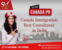 Image for Canada PR Visa Consultants In Delhi, Best Immigration Company India