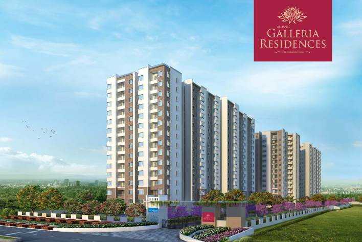 Image for Flats for sale in pallavaram | Alliance Galleria Residences