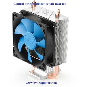 Image for Central Air conditioner repair & maintenance near you | HVACEquator