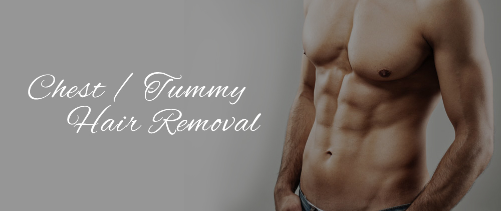 Image for Chest Hair removal in Delhi