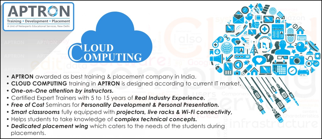 Cloud Computing Training in Delhi by Expert Trainers