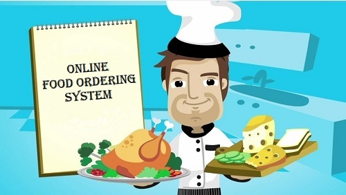 Image for Restaurant-online food order