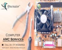 Image for Get Computer AMC Service in Delhi to keep your Computer up to date.