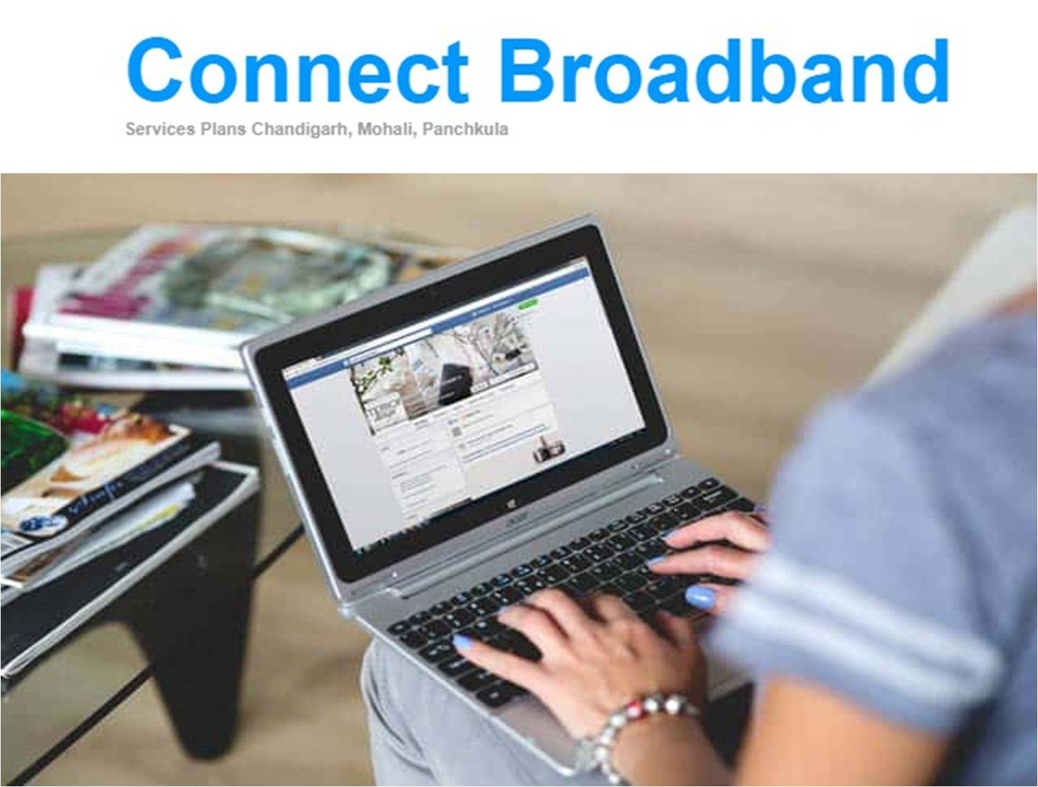 Image for Connect Broadband Connection Chandigarh