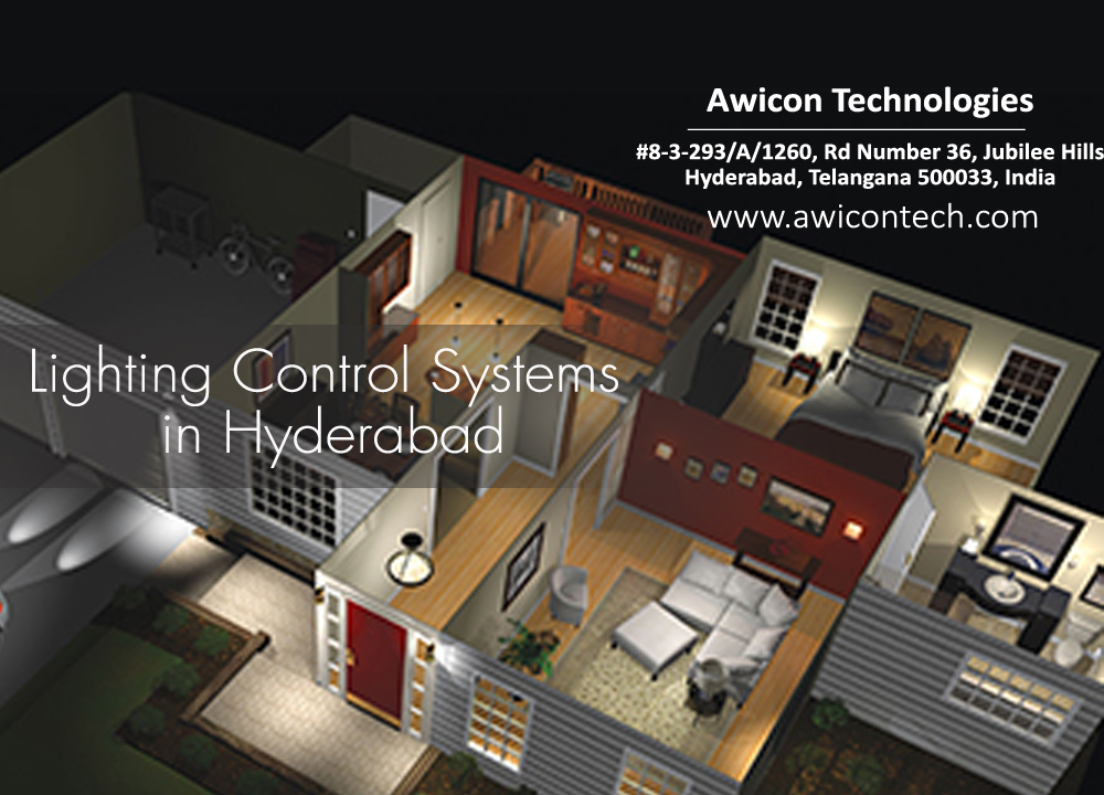 Image for Home Lighting Control Systems in Hyderabad