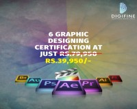 Image for Best Graphic Design Course | Classroom Training With Placement At Digi