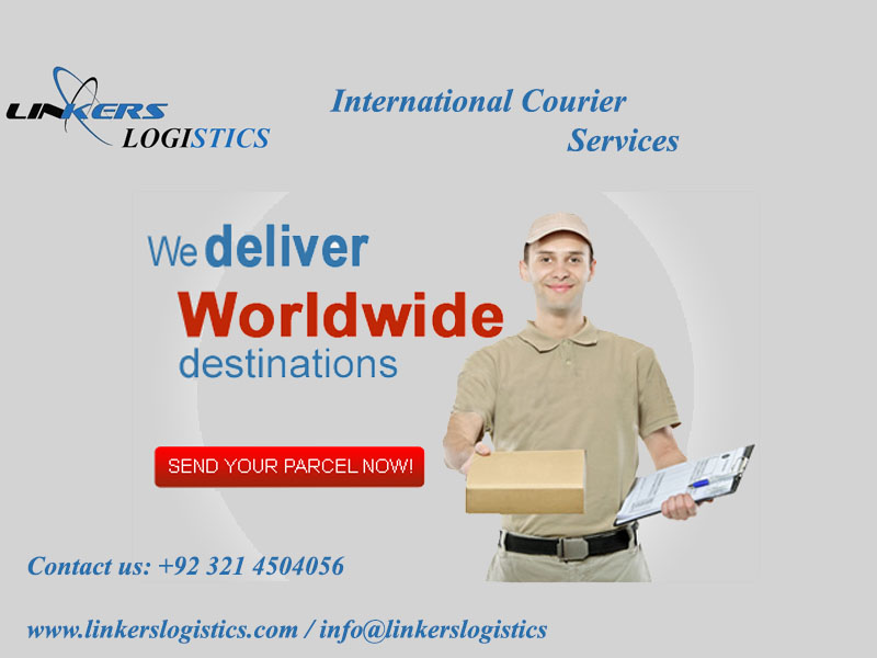 Image for Linkers International Courier and Cargo Lahore Karachi Islamabad