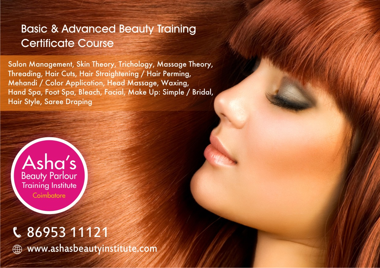 Image for Beauty Training courses for women in Coimbatore, Tamilnadu