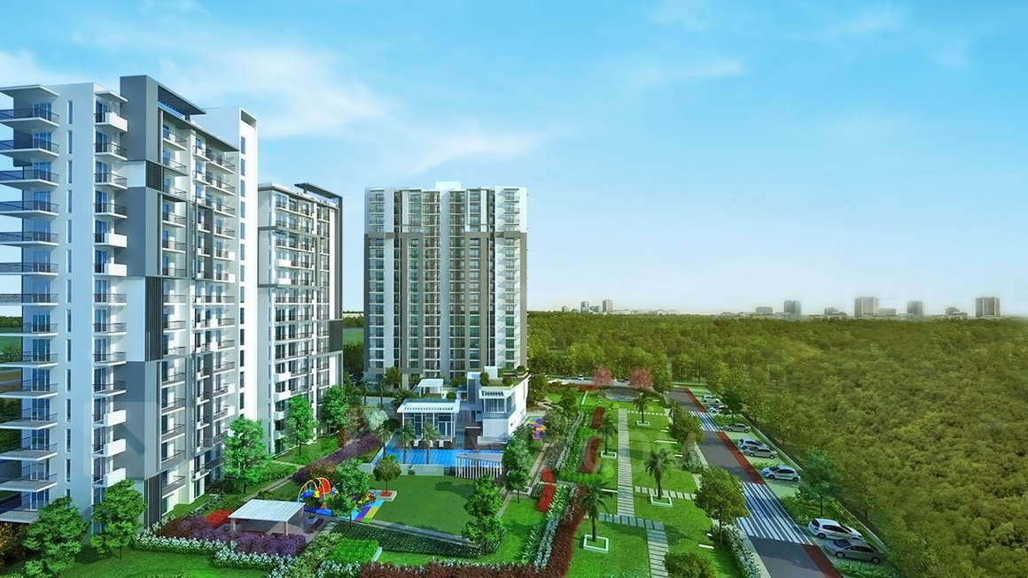 Image for Godrej Air Sector 85 Gurgaon – 2, 3 and 4 BHK Automated Apartments
