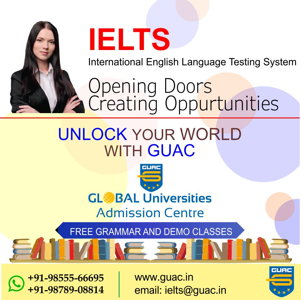 Image for IELTS Training