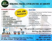 Image for Diksha  Skill Enhancer  Academy- Professional  IT Training