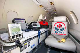 Doctors Air Ambulance Service in Varanasi Provides Bed to Bed Transit
