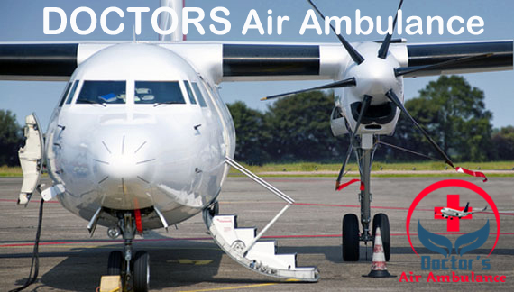 Get Medical Facilities Doctors Air Ambulance Service in Guwahati