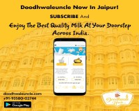 Image for Indian Breed Cow's A2 Milk Delivery Online Jaipur OR Subscribe online