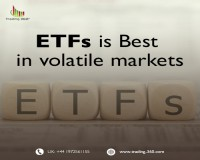Image for ETFs is Best in volatile markets – Trading360