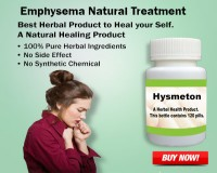 Image for Natural Treatment for Emphysema