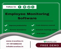 Image for Employee GPS Monitoring App