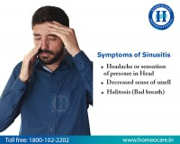 Image for  Best Homeopathy Hospital in Begumpet for Sinusitis problem