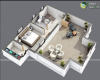 Image for 3D Architectural Floor Plans, Home Floor Plan Design service