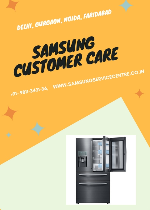 Image for Samsung Customer Care in Faridabad