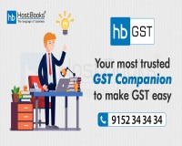 Image for GST Return Filing and Billing Software | HostBooks