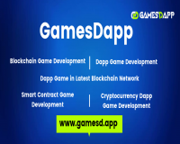 Image for Blockchain Game Development Company