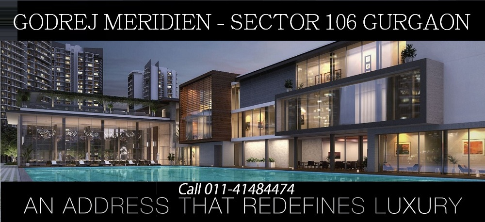 Enjoy The Finest Clubhouse in Godrej Meridien Sector 106 Gurgaon