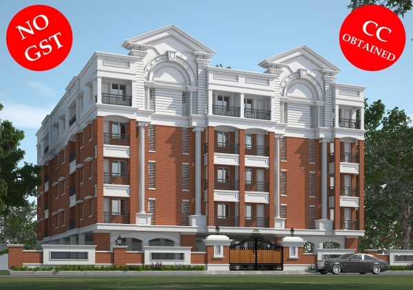 Image for 3bhk Luxury Flats for Sale in Harrington Road