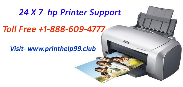 Image for HP Printer Support Phone Number  +1-888-609-4777
