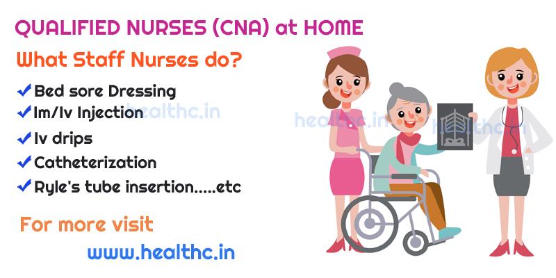 Image for Trained Nurses in Bangalore, Home Nurse Bangalore