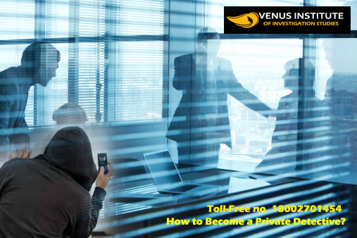Image for Venus Institute Training- How To Become a Private Detective