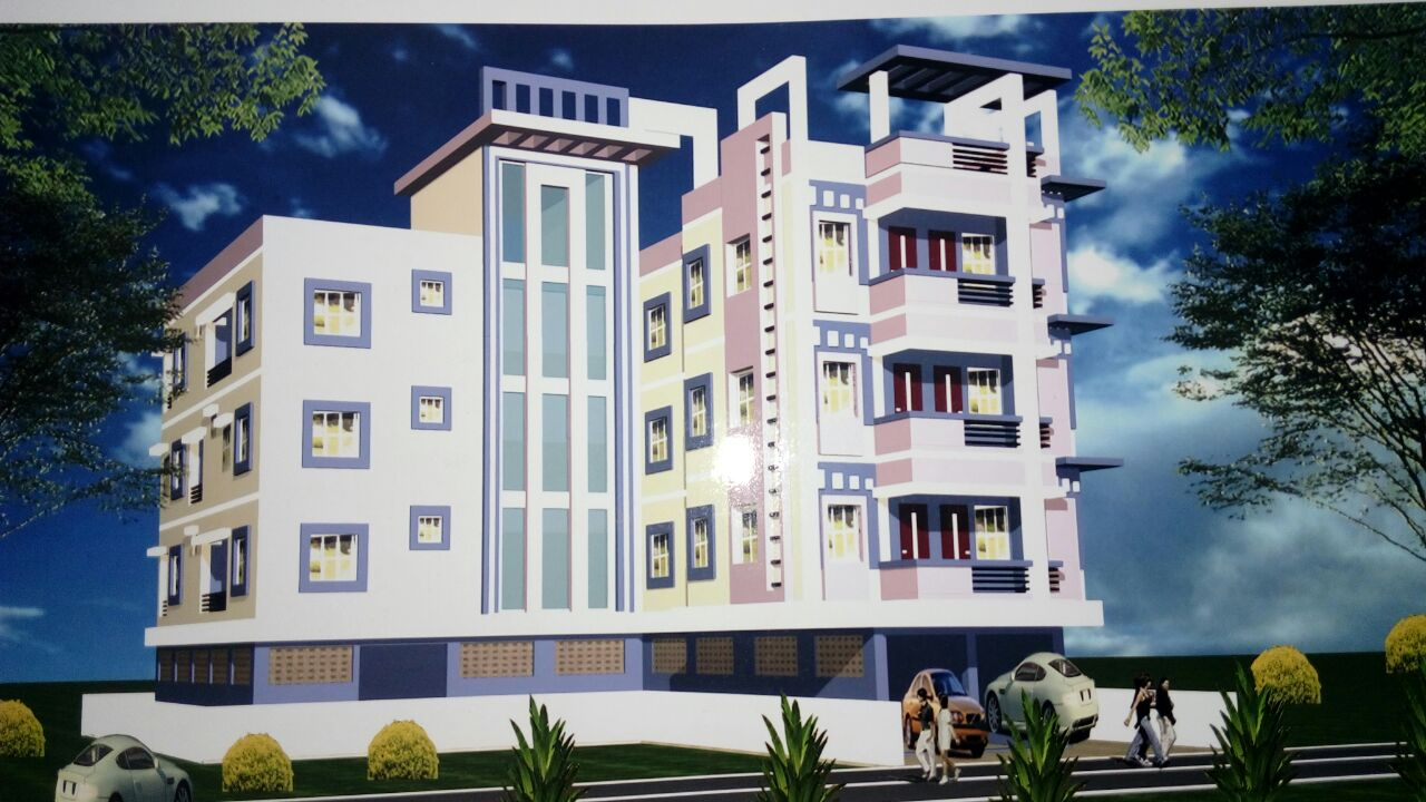 BR Construction- Buy flats, apartments, commercial property-Best Price