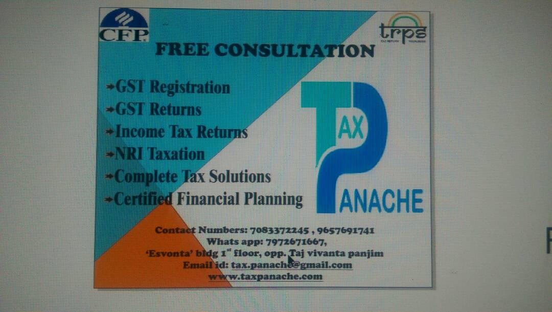 Image for Gst and income tax consultancy
