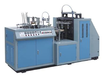 Image for Paper cup making machine