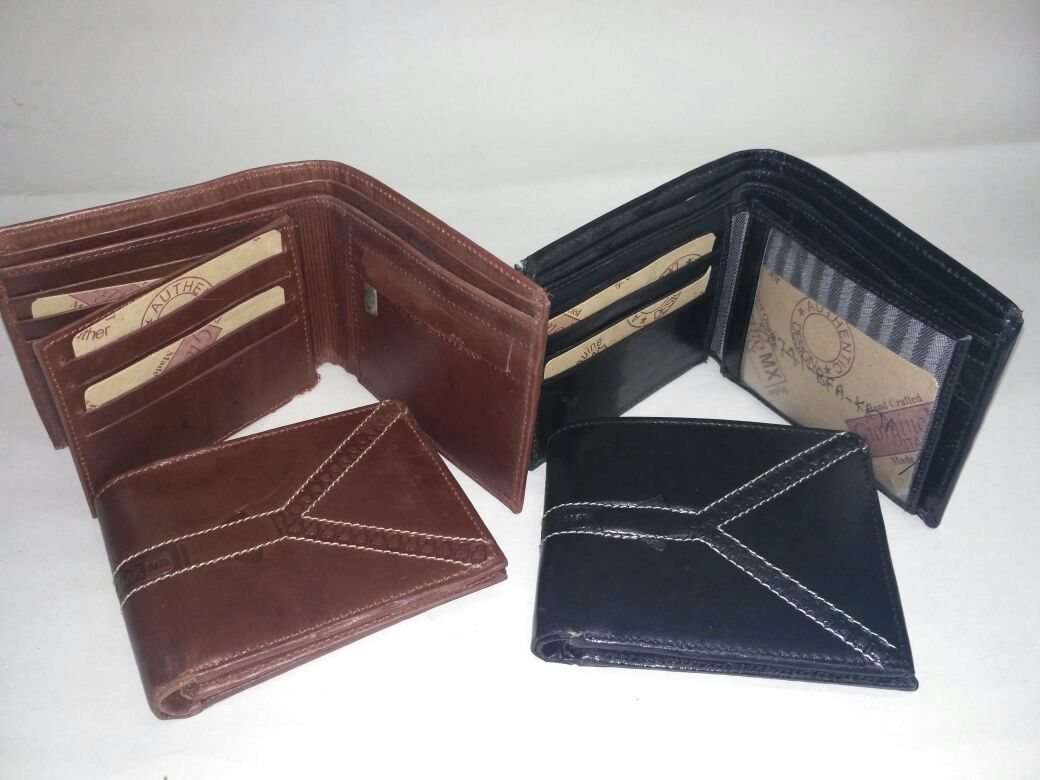 Image for Leather wallets export quality