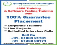 Image for Quality Software Technologies - Software Testing, JAVA, Python, M L