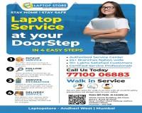 Image for Lenovo laptop service center in Andheri West Mumbai chennai call 77100