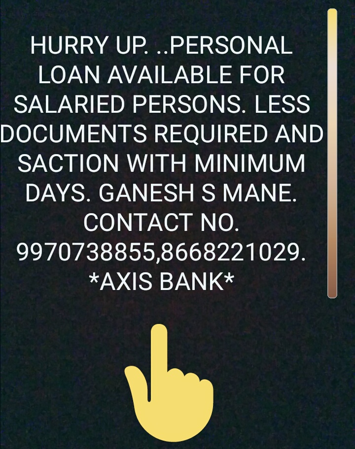 Image for Personal Loan available...