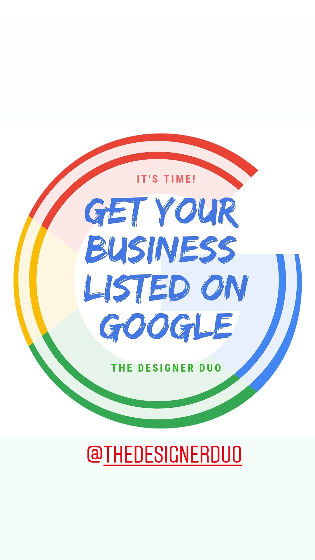 Image for Free website with business listing on Google