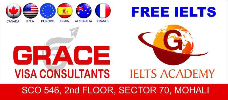 Image for Grace visa consaltant G Ielts acadeamy