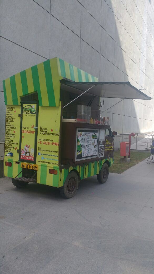 Image for Icecream buggy