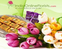 Image for Deliver Online Bouquet to Noida at Low Cost within 3-4 Hours