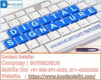 Image for Digital signature Provider in Delhi