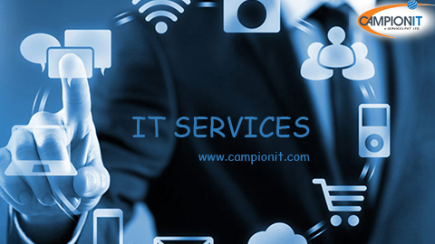 Image for IT Services in Hyderabad