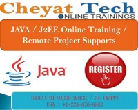 Image for JAVA online trianing and on job support by cheyat tech