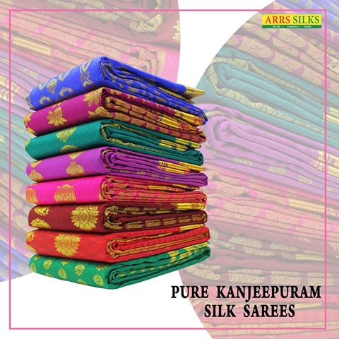 Image for Kanjeepuram silk sarees
