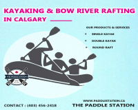 Image for Rafting  Calgary | Family Fun Calgary Call - (403) 456-2418