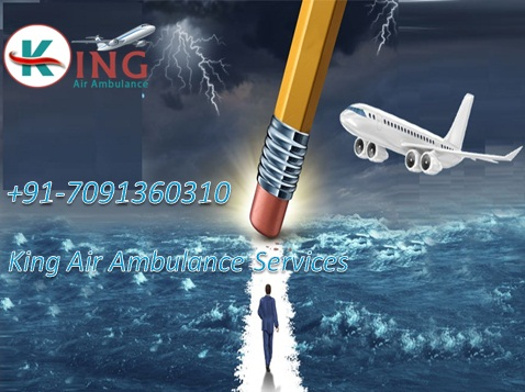 Low Cost Air Ambulance Service in Ranchi by King Air Ambulance