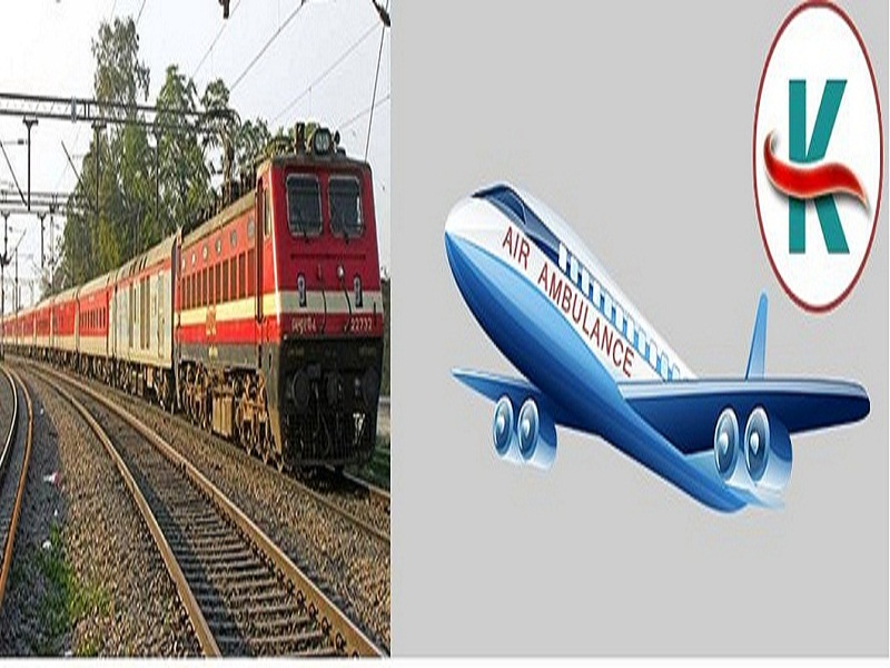 Affordable Cost Air and Train Ambulance Service in Jabalpur